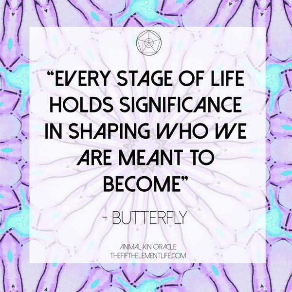 butterfly meaning the fifth element life