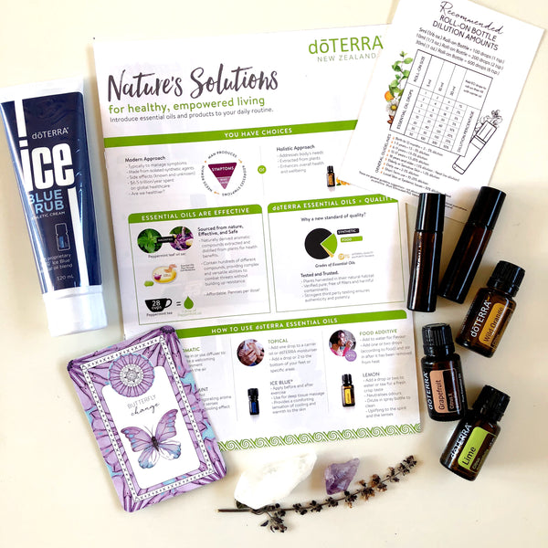 THE WILDER WAYS LIFESTYLE ILLUMINATION SESSION - doTERRA consultation