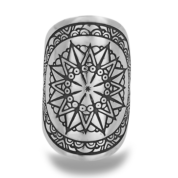 SOULPRENEURS® RING IN STERLING SILVER