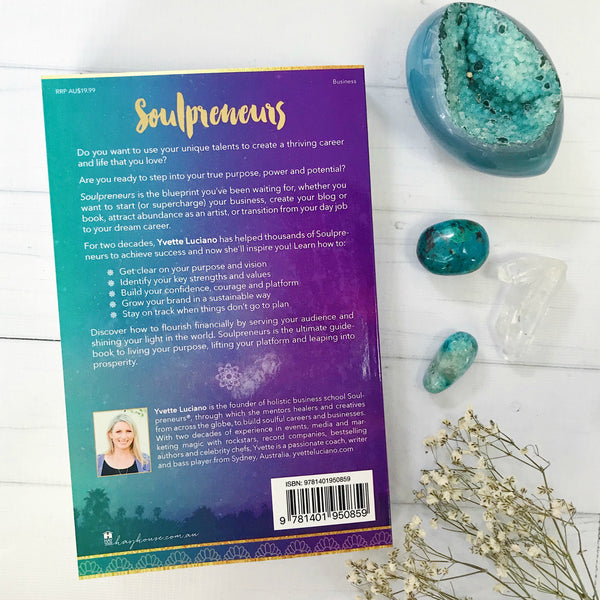 SOULPRENUERS BOOK BY YVETTE LUCIANO