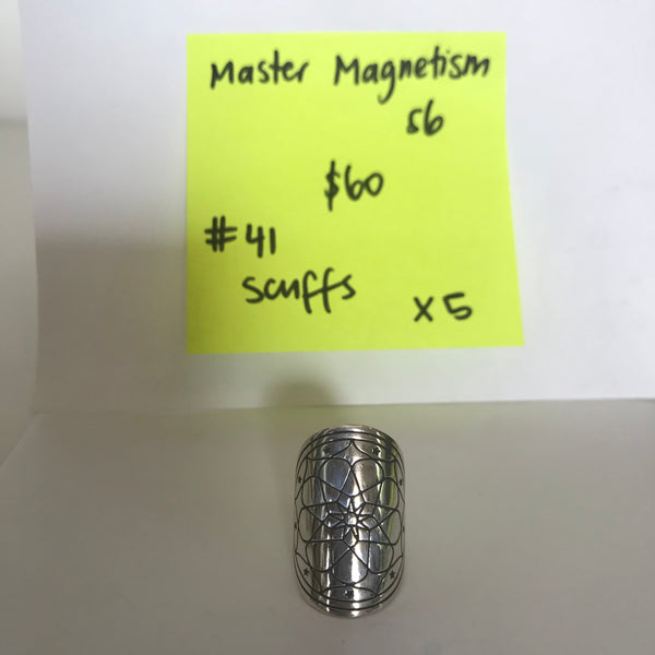 041 Master Magnetism size SMALL