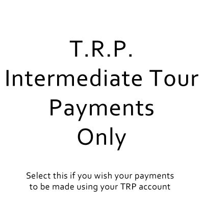 Intermediate Tour 2020 - TRP's to be Applied to Payment