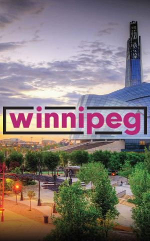 Intermediate Tour 2020 - Winnipeg - Payment #1 - Due Nov. 8, 2019