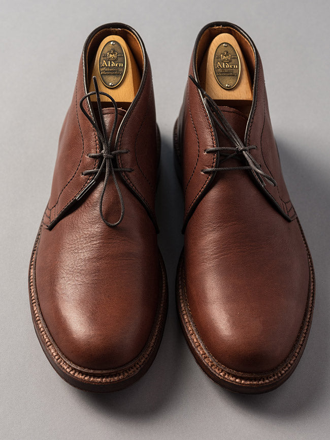 Alden Walnut Utica Chukka Boot