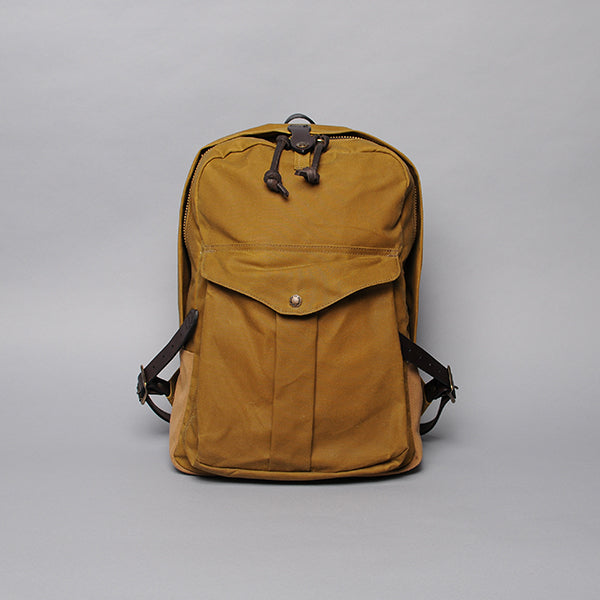 Filson Tan Journeyman Backpack