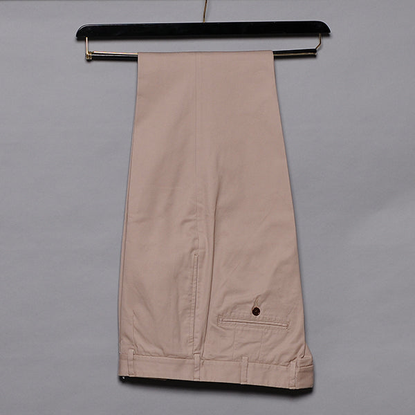 Harrison - Badge Khaki - Twill