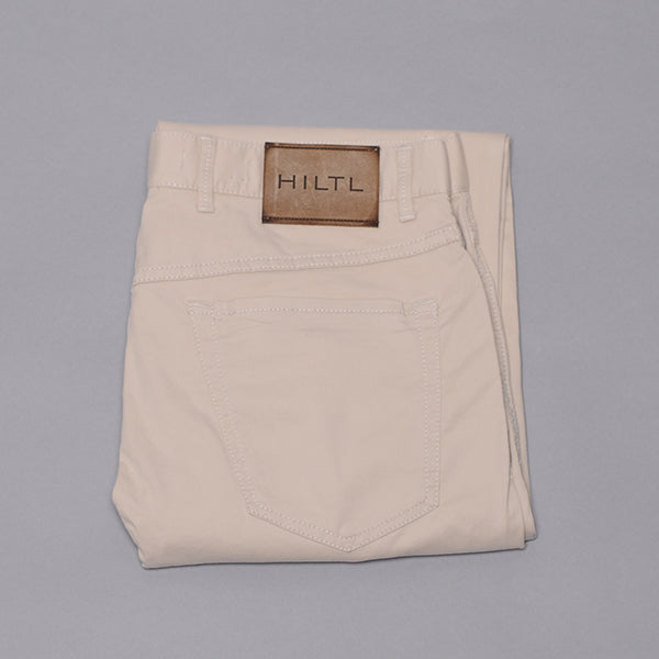 Hiltl Stone Cotton Five Pocket