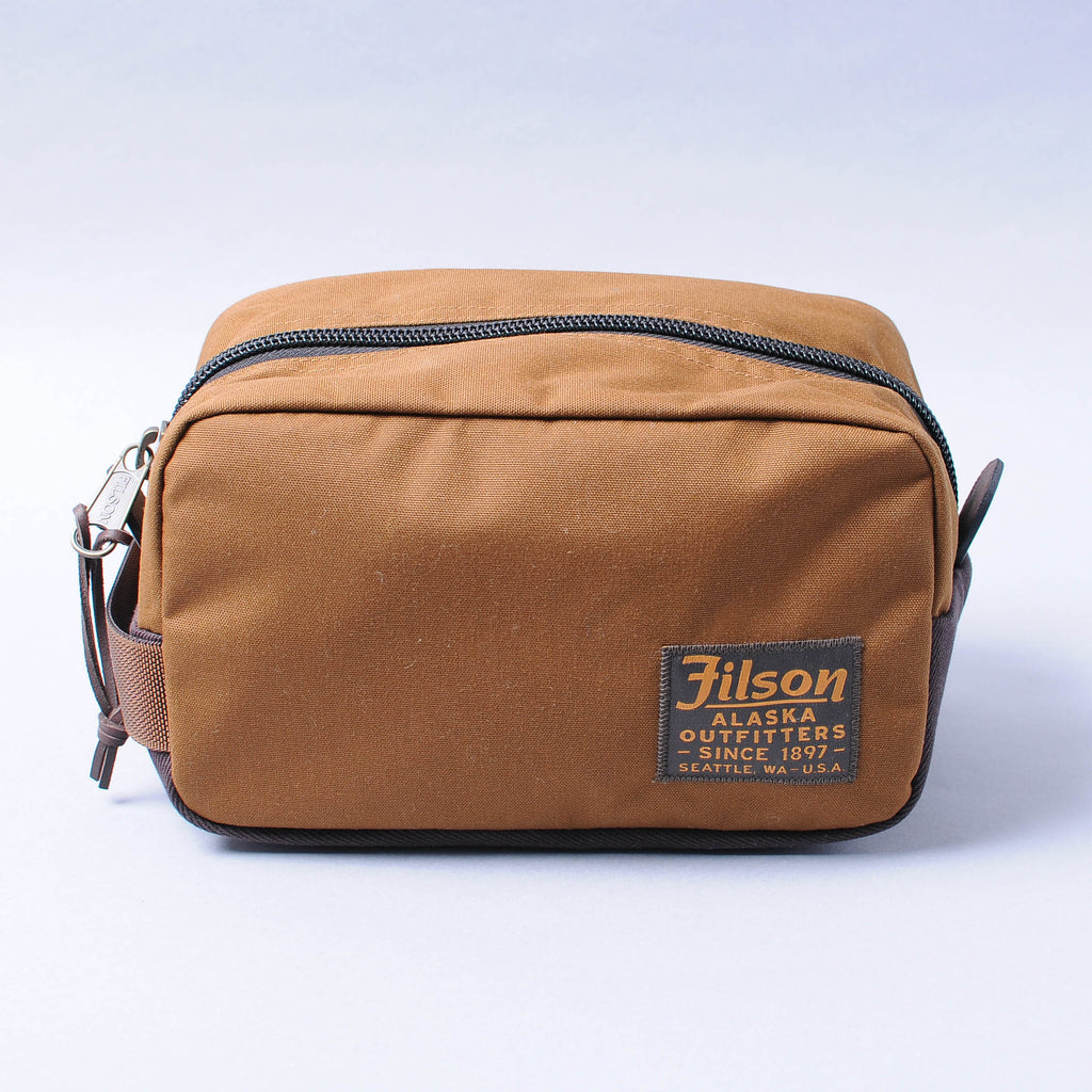 Filson Lightweight Travel Pack - Whiskey