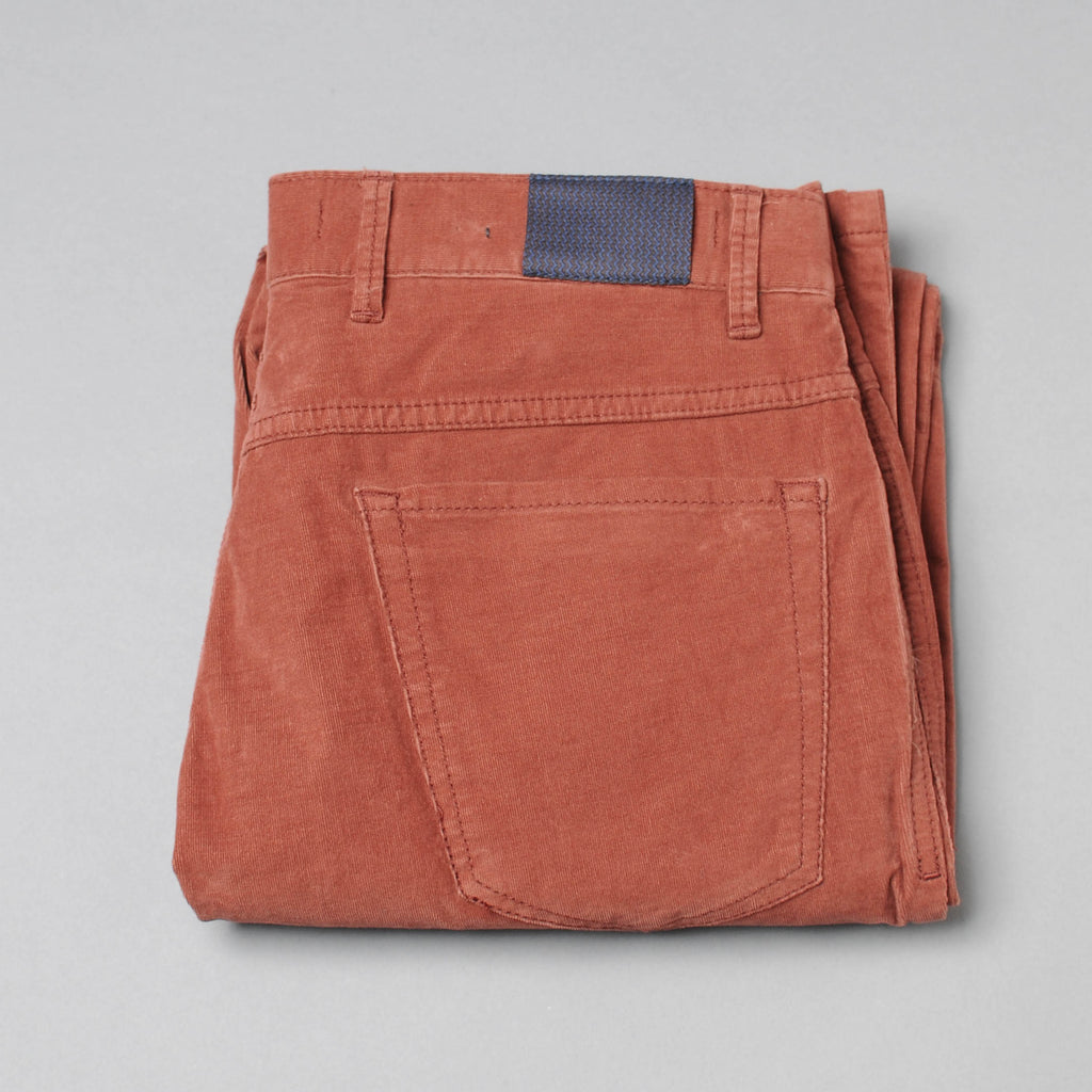 Hiltl Terracota Corduroy  Five Pocket