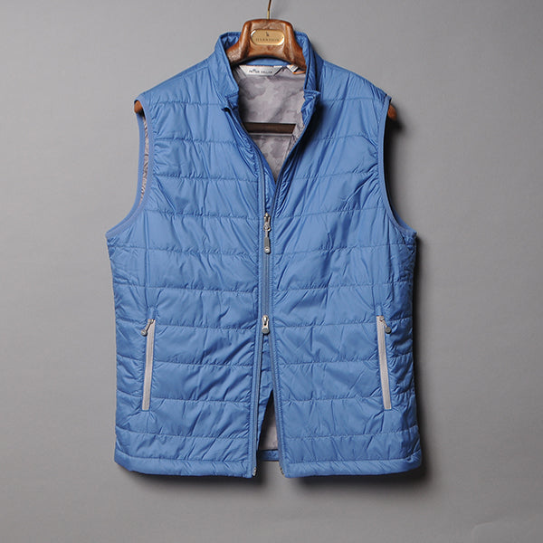 Peter Millar Blue Hyperlight Performance Vest