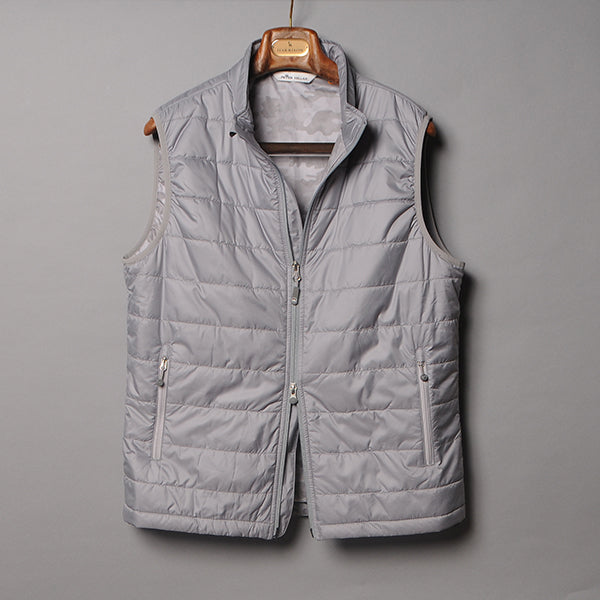 Peter Millar Grey Hyperlight Performance Vest