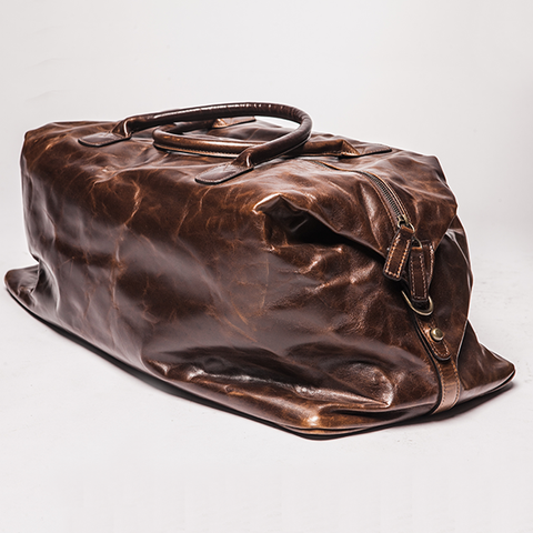 Benedict Weekend Bag - Brompton Brown