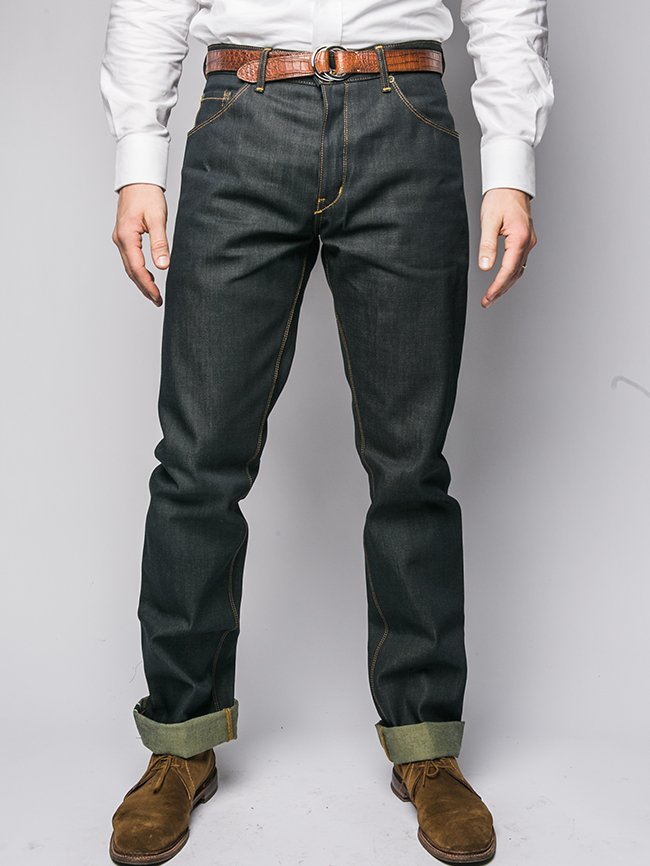 Raleigh Denim Original Selvage Raw - Graham Fit