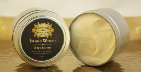 Island Wench Body Butter