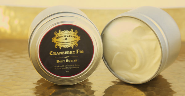 Cranberry Fig Body Butter