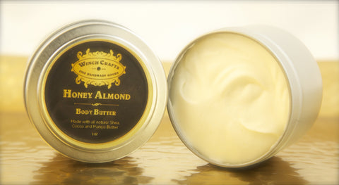 Honey Almond Sweet Cookie Body Butter