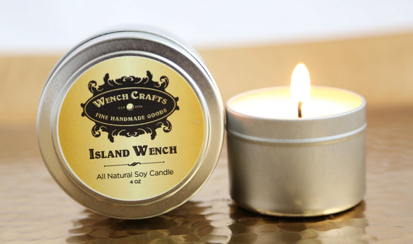 Island Wench Soy Candle