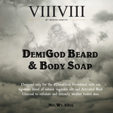 DemiGod Beard & Body Soap