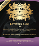 Lavender Buds Natural Laundry Powder