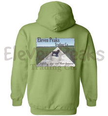 Puppy on the Pier Hoodie