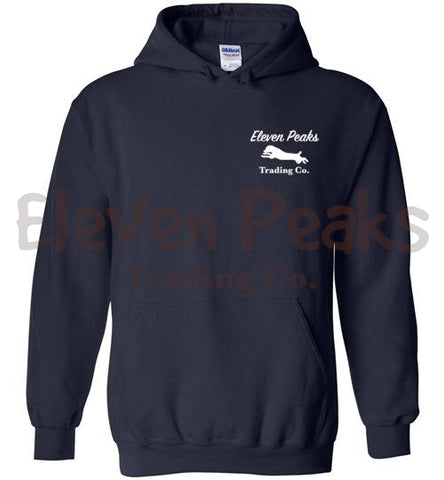 North Dakota Hunting Hoodie