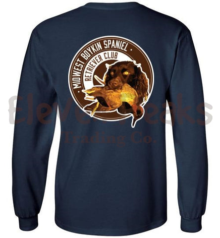 Midwest Boykin Club Long Sleeve T-shirt