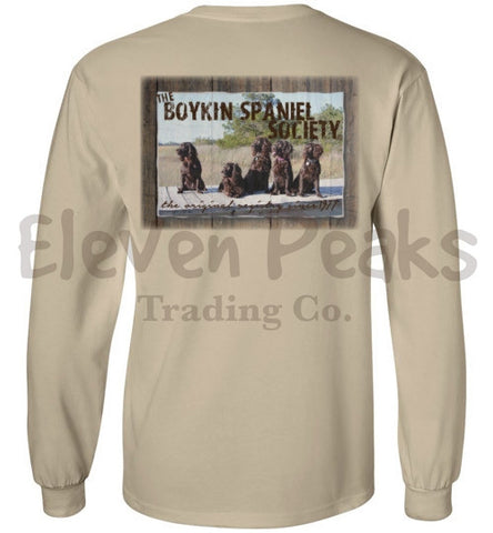 BSS® Dock Dogs T-shirt-Long Sleeve
