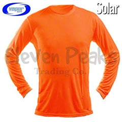 Long Sleeve BSS® Seal Performance T-Shirt - Blaze