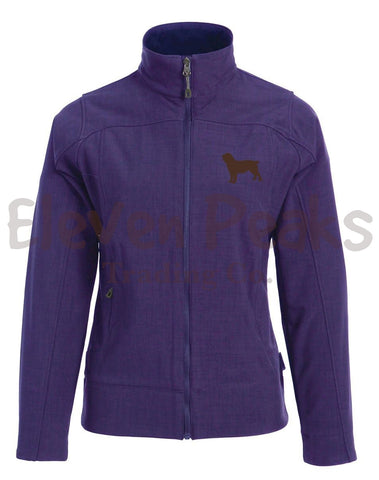 Ladies Paragon Crosshatch Jacket w/ BSS® Silhouette