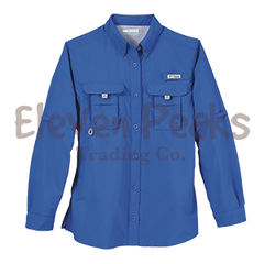 COLUMBIA Ladies' Bahama LS Fishing Shirt