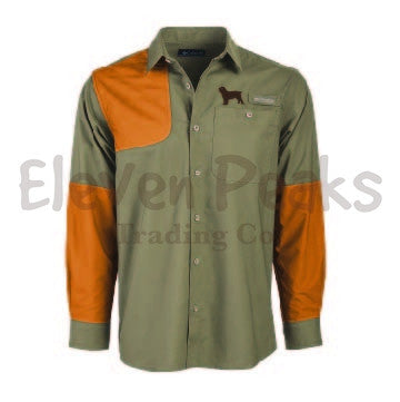 Columbia Men's Ptarmigan Briar Shooting Shirt