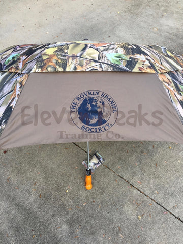 "58"" Hunt Valley® Vented Auto Open Folding Umbrella w/ BSS® Seal"