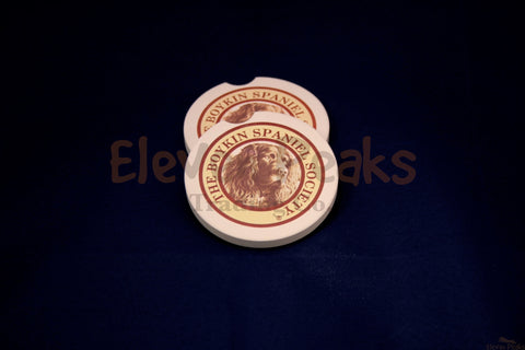 Car Coasters-BSS Seal