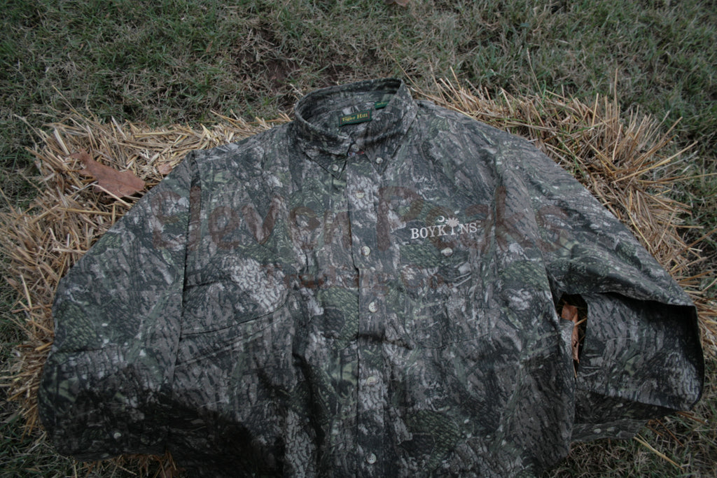 Shooting Shirt-Camouflage