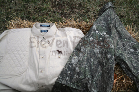 Shooting Shirts-Khaki