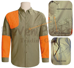 Upland Tactical Hunting Shirt Long Sleeve