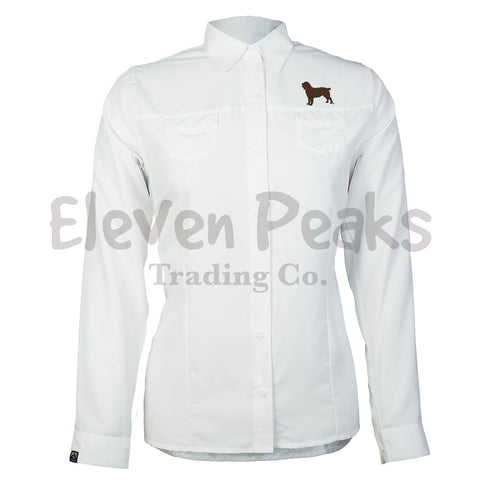 Storm Creek Ladies' Outdoor Lightweight Long Sleeve Shirt w/ Silhouette