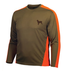 High Performance Wicking Upland T-Shirt w/ BSS® Silhouette