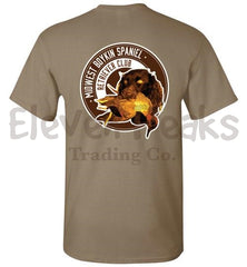 Midwest Boykin Club T-shirt-Back Only