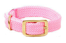 Mendota Double Braid Junior Dog Collar