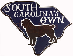 BSS® Decal-South Carolina's Own