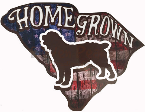 BSS® Decal-Homegrown