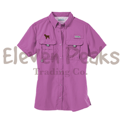 COLUMBIA Ladies' Bahama SS Fishing Shirt