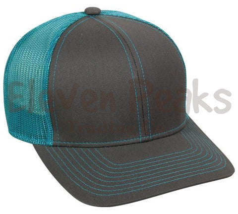 Two-tone Mesh Back BSS® Seal Cap