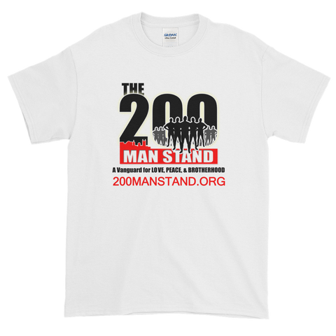 #200ManStand Official TEE