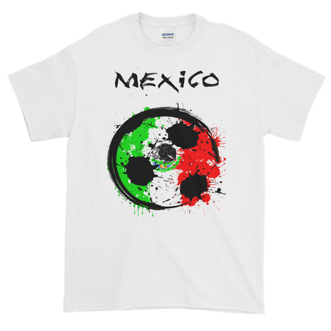 MEXICO FUTBOL !!! The TEE Shirt