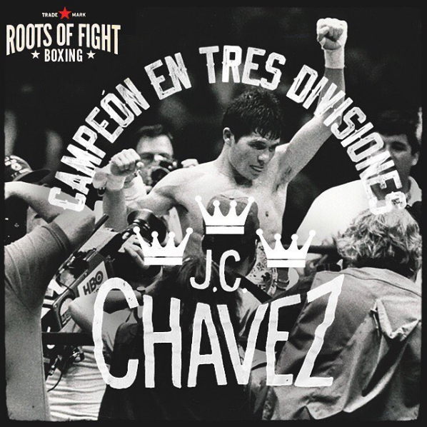 Julio César Chávez was a born fighter, and one for the ages