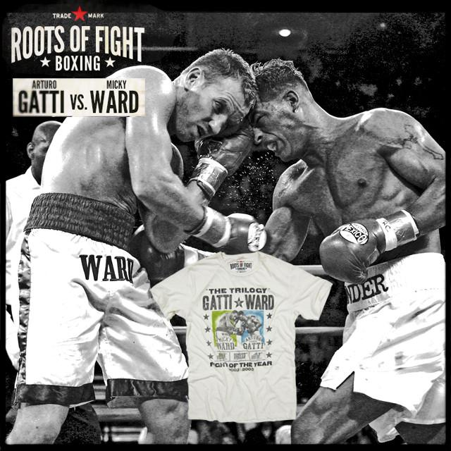 Gatti - Ward | Roots of Inc dba Roots of Fight