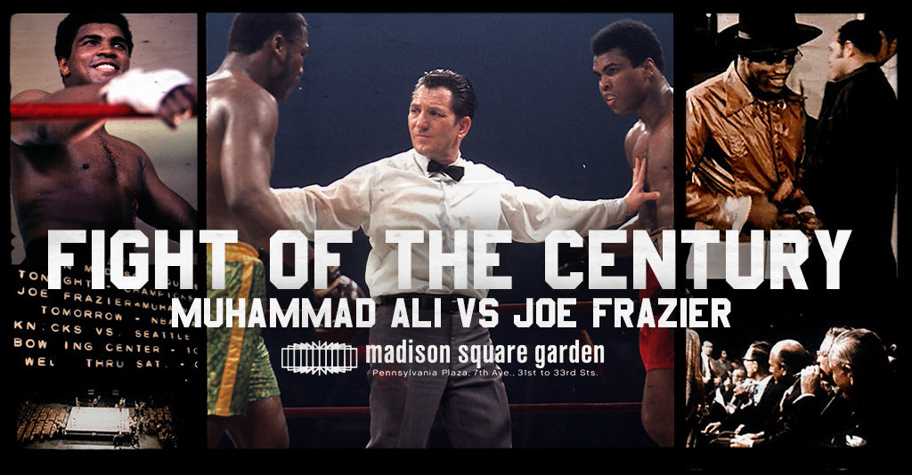 The Fight of the Century Explained – Ali vs Frazier Breakdown