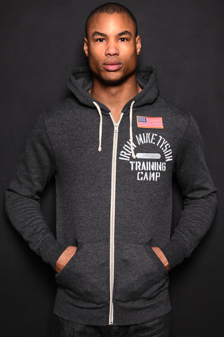 Iron Mike Training Camp FZ Hoody